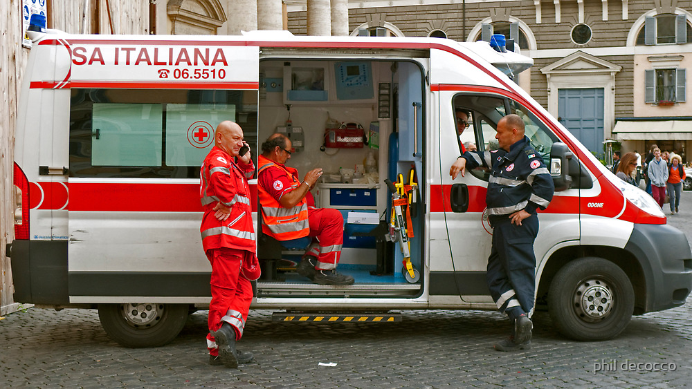 EMTs by phil decocco