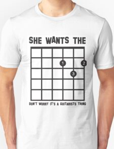 The D Unisex T-Shirt