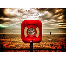 Scarborough beach Photographic Print
