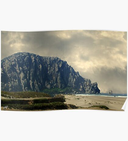 Morro Bay State Park Poster