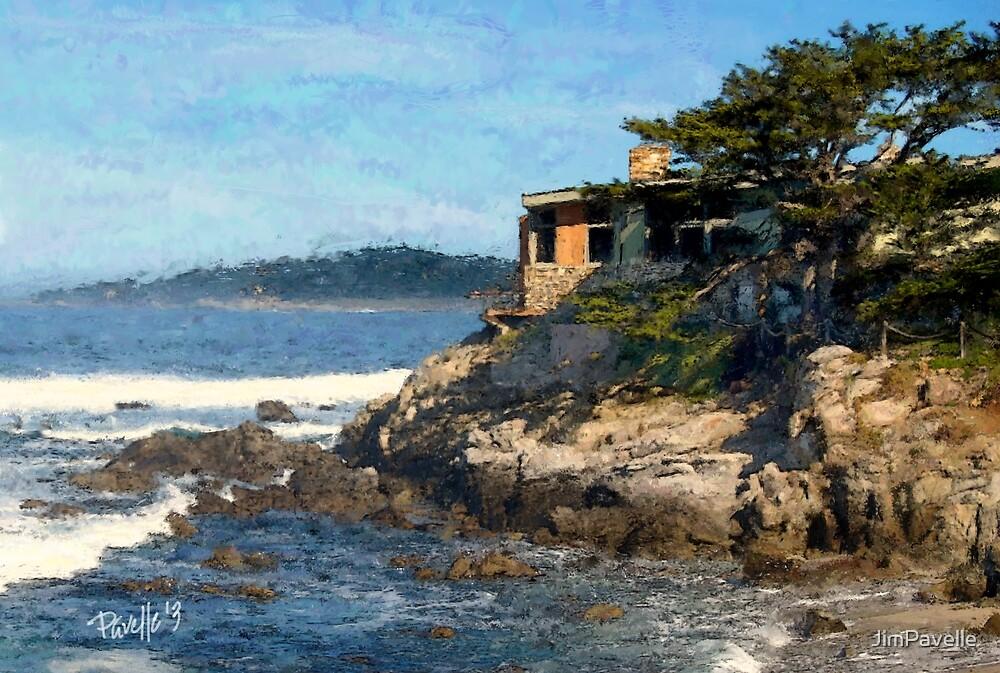 Carmel Bay Beach House by JimPavelle