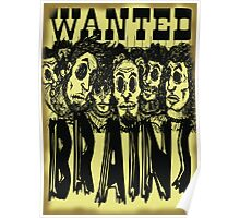 The Gang's All Here - Wanted Poster Poster
