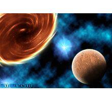 21-12-2012 Photographic Print