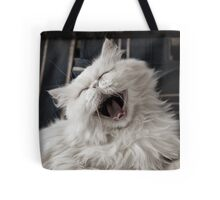 They say that NOTHING beats a good belly laugh!  Tote Bag