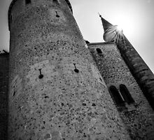 Tower of Alcazar by Jonathan Evans