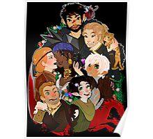 Dragonn Age 2 Champions Poster