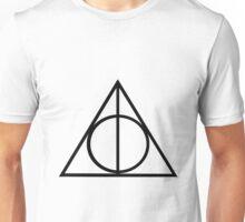 90's Grunge Retro Circle Triangle Symbol Unisex T-Shirt
