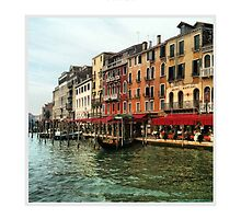 The Grand Canal by MassimoConti