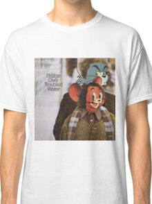 Tom and Jerry - Bridge Over Troubled Water Classic T-Shirt