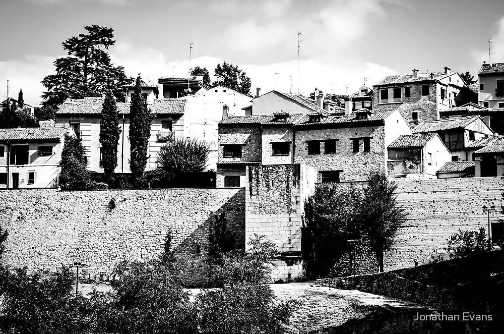 Spanish homes by Jonathan Evans