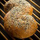Fresh Baked Loaf of Bread by Edward Fielding
