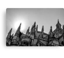Churches of Spain Canvas Print