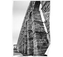 Roman Aqueduct  Poster