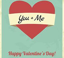 Cute Valentine's Day Design by Iveta Angelova