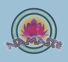 Namaste by jjwebber