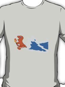 Charmanders Water T-Shirt