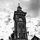 Clock Tower by Jonathan Evans