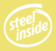 Steel Inside Kids Clothes