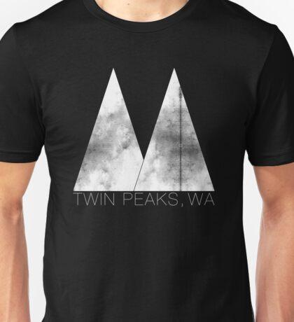 Twin Peaks, WA (White Lodge) Unisex T-Shirt