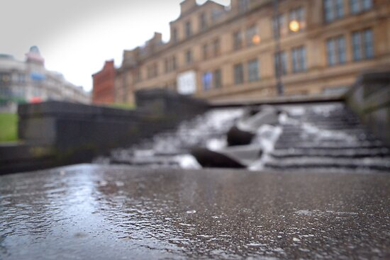 Fountain by Stephen Fisher