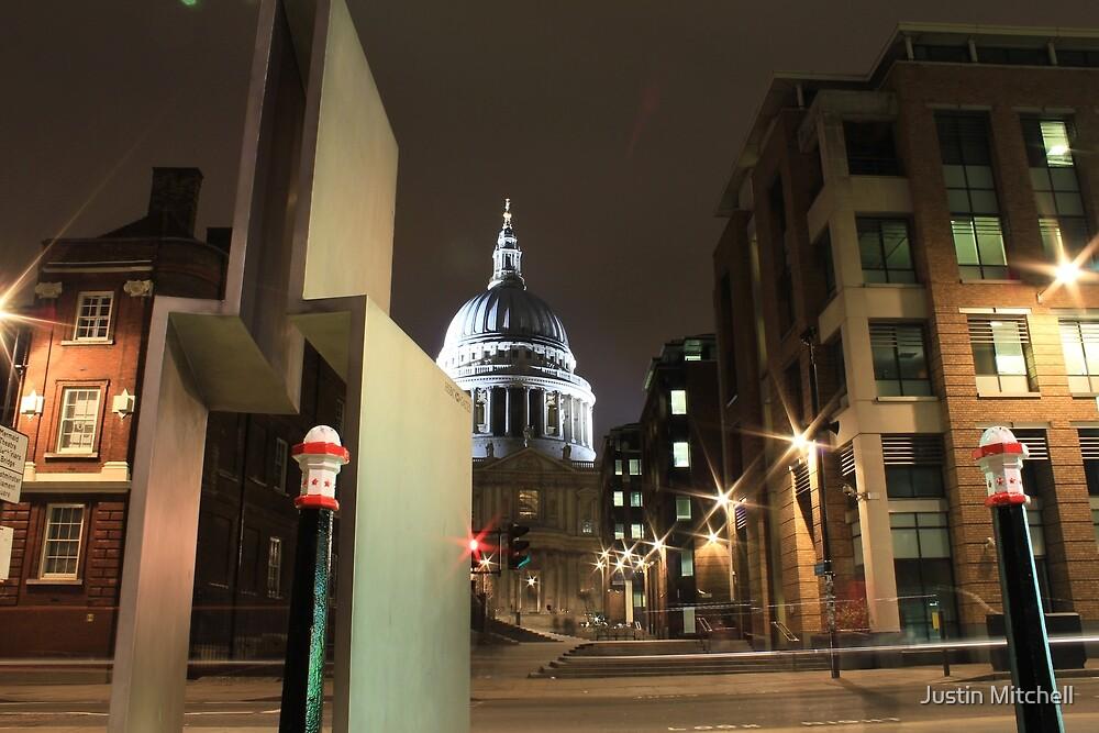 London / St. Pauls , England, UK * by Justin Mitchell