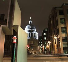 London / St. Pauls , England, UK * by Justin Mitchell
