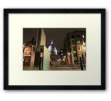 London / St. Pauls , England, UK * Framed Print