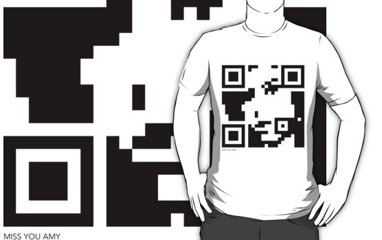 QR Code - Amy Winehouse by wiscan