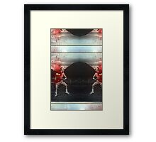 No Fear or Loathing Framed Print
