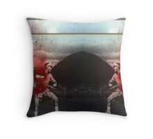 No Fear or Loathing Throw Pillow
