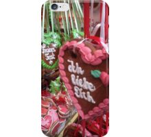 Gingerbread Delight iPhone Case/Skin