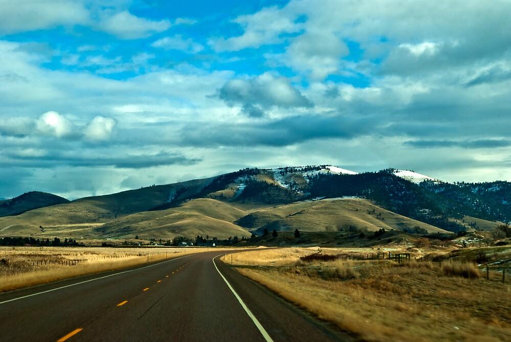 The Big Sky (Eastern Sanders County) Montana by Bryan D. Spellman