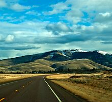 The Big Sky (Eastern Sanders County) Montana by Bryan D. Spellman