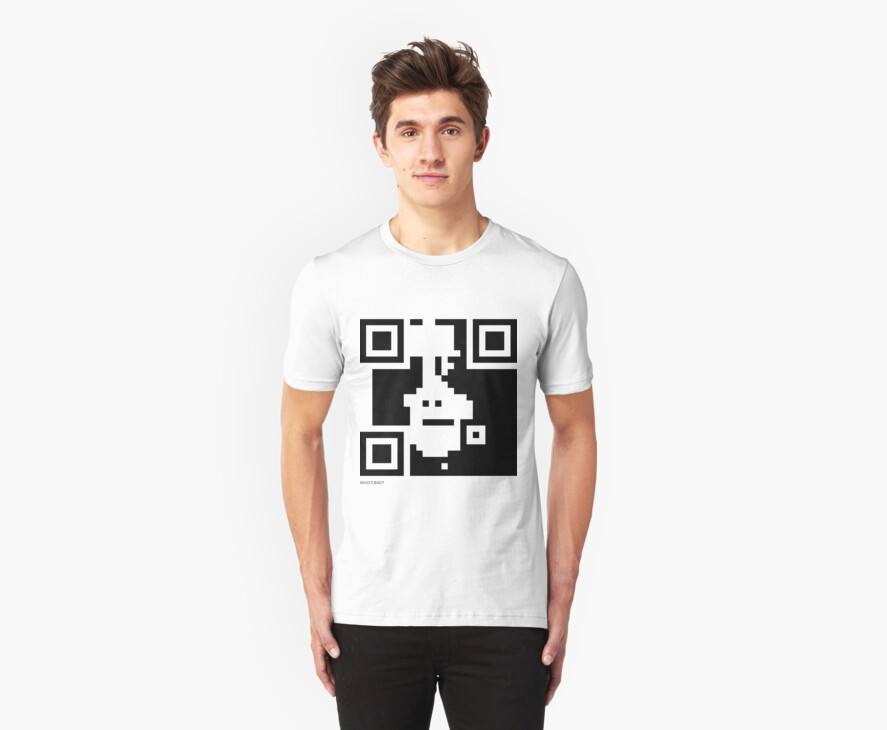 QR Code - Michael Jackson by wiscan