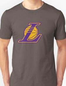 LA Lakers Alternative Logo Cool T-Shirt