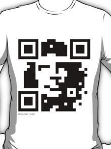 QR Code - Che Guevara T-Shirt