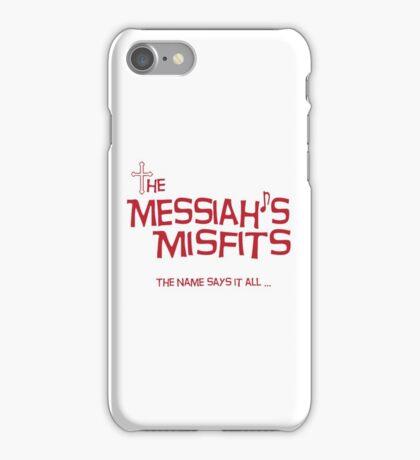 Misfits Logo-Wear iPhone Case/Skin