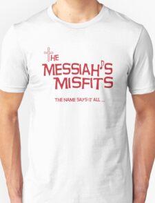 Misfits Logo-Wear Unisex T-Shirt
