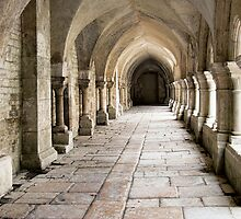 Cloister by timgraphics