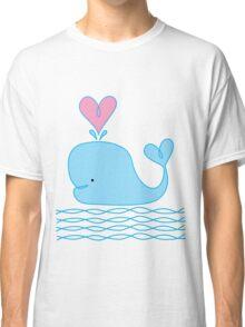 Cute Whale Classic T-Shirt