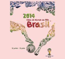 World Cup Brazil 2014 #1 Kids Clothes