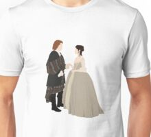 Outlander - Jamie and Claire Unisex T-Shirt