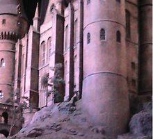 Hogwarts by fellowdragonspy