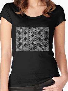 Bow and Arrows Women's Fitted Scoop T-Shirt