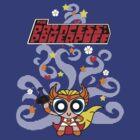 Princess of Powerpuff by MightyRain