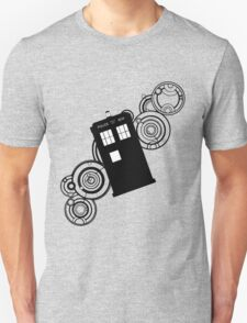 doctor who tardis r Unisex T-Shirt