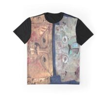 Aztec Twins Graphic T-Shirt