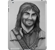 Aidan Turner as Kili from The Hobbit Trilogy iPad Case/Skin