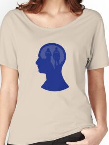 One Track Mind- Castle Women's Relaxed Fit T-Shirt