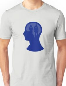 One Track Mind- Castle Unisex T-Shirt